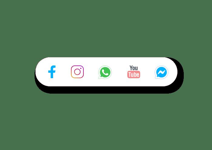 fonctionnalité partage sur les reseaux sociaux